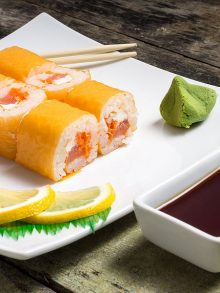 What Is The Favorite Sushi?